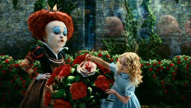 รีวิว หนัง alice In Wonderland
